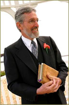 James Sibbet - Wedding Officiant
